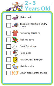 Free Printable Chores For 2 3 Year Olds The Trip Clip