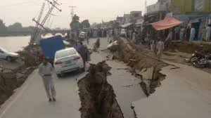 (since 1947, india and pakistan have fought a series of wars for control of kashmir. 5 Dead 50 Injured As 6 3 Magnitude Quake Jolts Pakistan Occupied Kashmir Tremors Felt In North India India News
