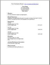 Resume Template Blank Free Blank Resumeexamplessamples Free Edit With Word  Template