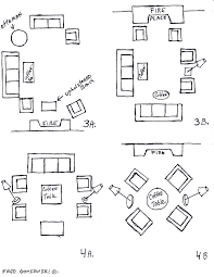 room furniture layout. In Illustration Room Furniture Layout U