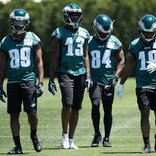 Eagles Depth Chart Revealed Ahead Of Philadelphias First