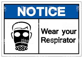 Avis Porter Votre Respirateur Symbole Signe Illustration Vectorielle Isoler  Sur Fond Blanc Étiquette Eps10 Vecteurs libres de droits et plus d'images  vectorielles de Autocollant - iStock