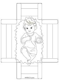 Disegni Da Colorare E Stampare Di Gesu Bambino Fredrotgans