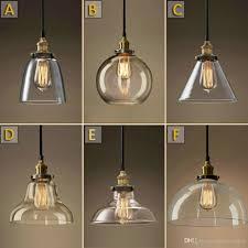 edison bulb lighting fixtures. Ceiling Lights:Vintage Chandelier Diy Led Glass Pendant Light Edison Lamp For Bulb Lighting Fixtures B