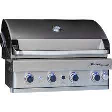 Bbq Galore Outdoor Kitchen Barbeques Galore Turbo Elite 5 Burner Built In Gas Grill Reviews
