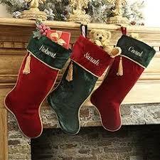 velvet christmas stockings. Perfect Stockings These Stockings Are GORGEOUS I Love How Elegant The Velvet Material Looks  Theyu0027 With Velvet Christmas Stockings R