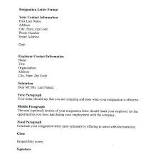 Accepting Resignation Accepting Resignation Notice Period Letter To