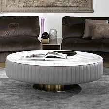 white marble coffee table coffee table leather marble top round coffee table round marble coffee table