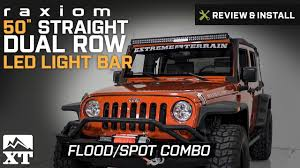Best Led Light Bar For Jeep Wrangler
