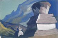 Выставка «Весть <b>красоты</b>» в Музее-усадьбе <b>Н</b>.К. Рериха в Изваре