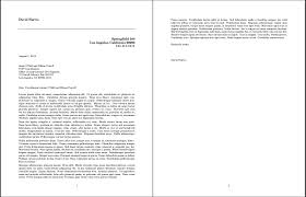 Spacing Space And Position In Cover Letter Title Tex Latex Cover