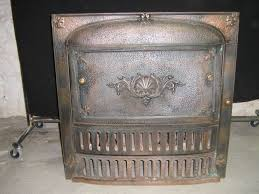 antique fireplace inserts