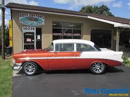 SOLD SOLD – 1956 Chevrolet Bel Air Â« Ross Customs