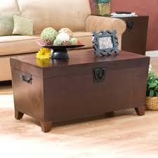 trunk table furniture. harper blvd pyramid espresso trunk cocktail table furniture