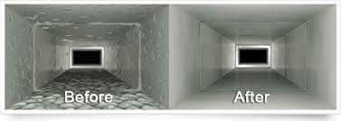 what services do air duct cleaning companies provide