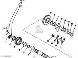 yamaha dt3 1972 1973 usa parts lists and schematics 1972 DT2 250 Yamaha Enduro at Yamaha 1973 Dt3 250 Wiring Diagram