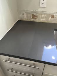 How noticeable should the seam be on a quartz counter install ...