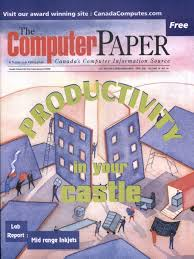 2001-04 the Computer Paper - BC Edition | Personal Computers | Image ...