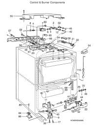 whirlpool ice maker wiring diagram solidfonts amana refrigerator ice maker wiring diagram kenmore dishwasher whirlpool ec5100xt1 parts list and diagram ereplacementparts com