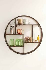 Circular Floating Shelves Beauteous Urbanoutfitters Com Awesome Stuff For You Your Space Ideas On Half