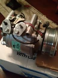 sanden ac compressor in crx honda tech attached images