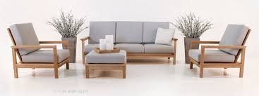 Teak Patio Sofa Outdoor Furniture Dallas Home Outdoor For Outdoor