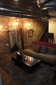 Best  Industrial Basement Ideas On Pinterest - Finish basement ideas