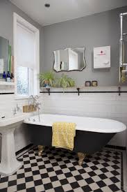 This Bathroom Was Remodeled To Match The S Home Character - 1950s house interior