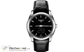 tissot couturier t035 446 16 051 00 men s stainless steel tissot couturier automatic men s watch stainless steel black dial t035 446 16 051 00