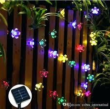 solar patio string lights. Contemporary Lights Solar Outside String Lights Powered Patio  Garden Holiday Decorative For Solar Patio String Lights I