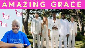 Amazing Grace Pentatonix Reaction - YouTube