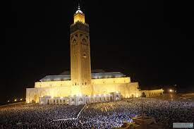 موعد صلاة المغرب في مدينة الدار البيضاء