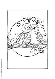 Small Picture Birds in love coloring pages Hellokidscom