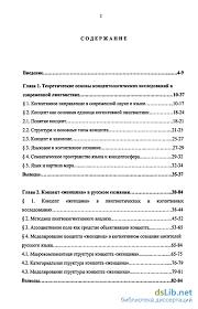 Концепт женщина в русском языковом сознании Концепт Концепт