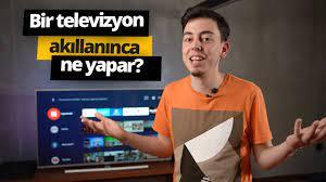 Bir televizyon Android olunca ne oluyor? - Philips akıllı TV deneyimi -  YouTube