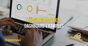 Customer Service Dashboard Examples Sisense