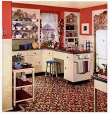 Art Deco Kitchen Armstrong Flooring For 1935 A Few Chic Art Deco Kitchens Art