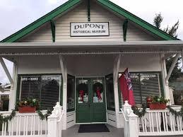 Carol Estep and Gayle Carpenter- Courts... - Dupont Historical Museum |  Facebook