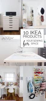 10 ikea products for your sewing space see kate sew