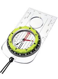 Amazon.com : Silva Explorer Pro High Visibility Compass : Camping ...