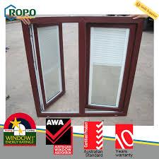 2016 latest pvc double glazed window grill design philippines glass window