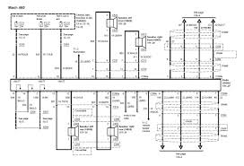 mach wiring diagram mustang mach 460 radio diagram