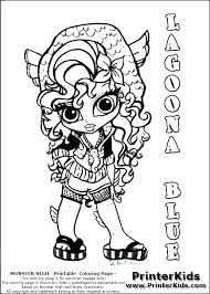 monster high babies coloring pages baby stein page of color printable