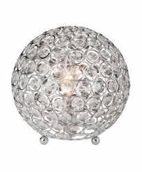 ball table lamp. crystal ball 8\ table lamp
