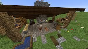 Blacksmith Forge : Minecraft