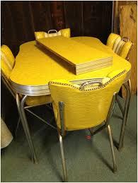 Retro Kitchen Chairs For Kitchen Vintage Chrome Formica Kitchen Table Vintage Kitchen