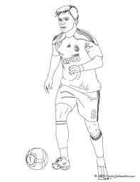 Coloriages Cristiano Ronaldo Cr7 Fr Hellokids Com