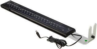 Fluval Spec V Black Slip On Led Light Fl Spec V Black Slip On Led Light Unit