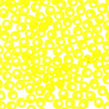 """<b>Бисер</b> Япония """"<b>TOHO</b>"""" Magatama <b>№</b>2, 3мм, 5 гр (<b>0012</b> лимонный ..."""