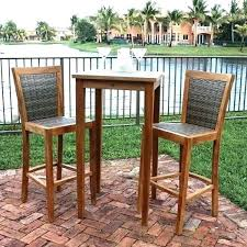 best outdoor bar stools folding height stool table patio set kitchen surprising attractive bistro